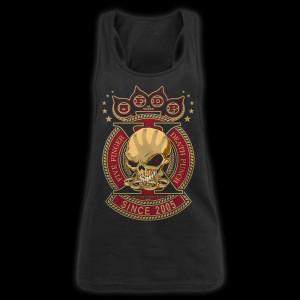 5 Finger Death Punch Anniversary X EMP Juniors Tank T-Shirt