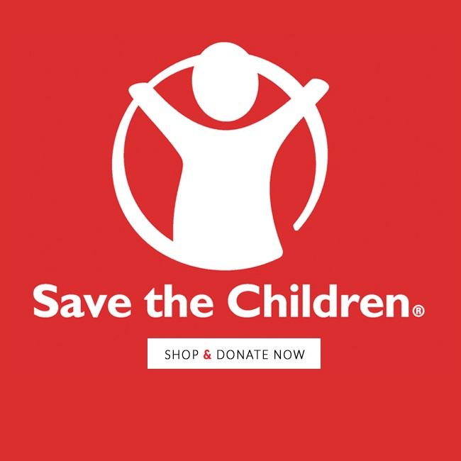 New Save The Children Tees