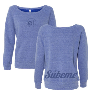 Súbeme Ladies Sweatshirt
