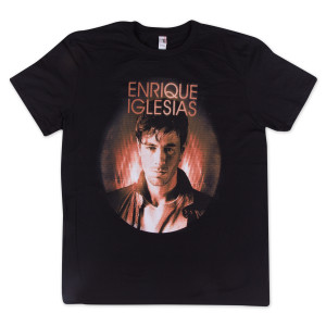 Enrique Circle Portrait Tee