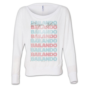 Bailando Long-Sleeve Top