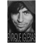 Enrique Iglesias Face Poster
