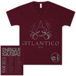 Enrique / Atlantico V-Neck Shirt