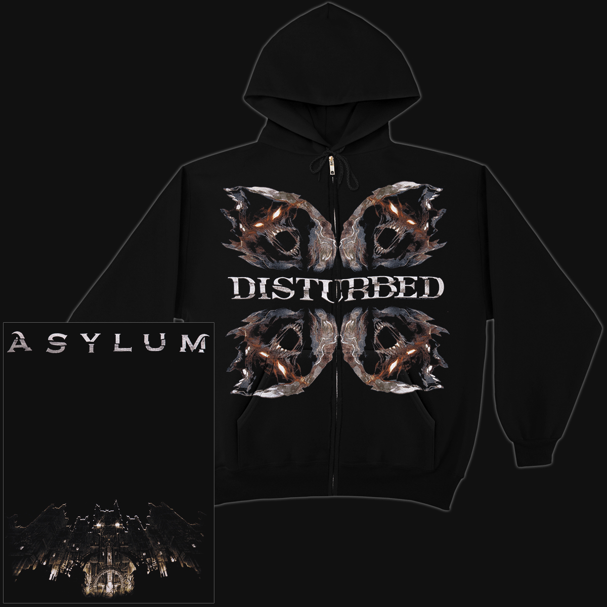 Disturbed Disturbed | | Shop the Disturbed Official Store