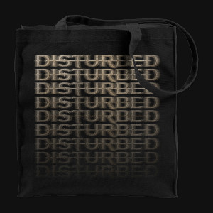 Disturbed Fade To Nothing Tote Black