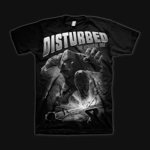 Disturbed Revengeful T-Shirt