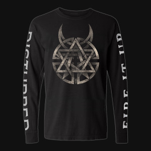 Disturbed Fire It Up Longsleeve T-Shirt