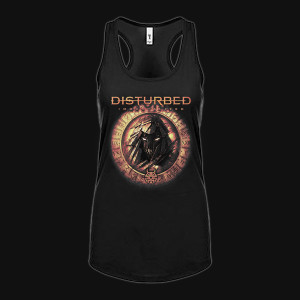 Disturbed Lifetime Junior Tank