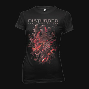 Vengeful Shattered Jr Tee