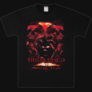 Disturbed Another Way To Die T-Shirt