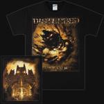 Disturbed Asylum Album Cover T-Shirt