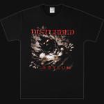 Disturbed Asylum Shred T-Shirt