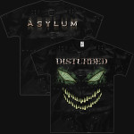 Disturbed Straight Jacket All Over T-Shirt