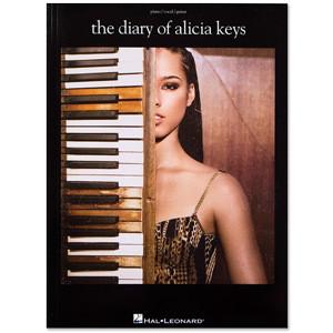 Alicia Keys - Diary of Alicia Songbook