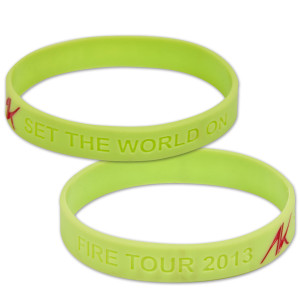 Alicia Keys Logo Bracelet