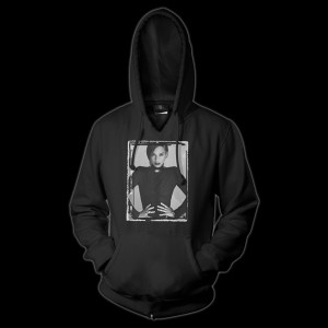Alicia Keys Girl On Fire Album Cover Hoodie