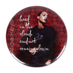 Alicia Keys Head In The Clouds Pin