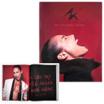 Alicia Keys Hard Cover Program