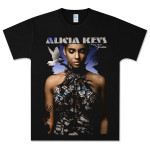 Alicia Keys The Element Of Freedom Album Cover T-Shirt