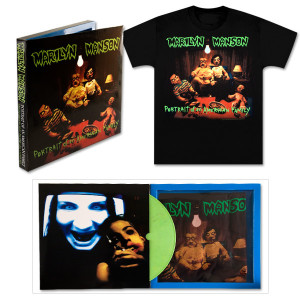 Marilyn Manson - Portrait Of An American Family Vinyl Box Set