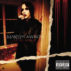 Marilyn Manson Eat Me, Drink Me CD