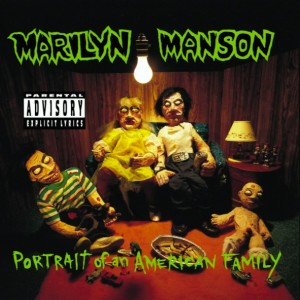 Marilyn Manson Portrait Of An American Family CD