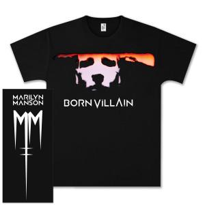 Marilyn Manson Sunset Black T-Shirt