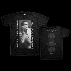 Marilyn Manson Pale Emperor Cover T-Shirt
