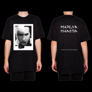 Marilyn Manson The Pale Emperor T-Shirt