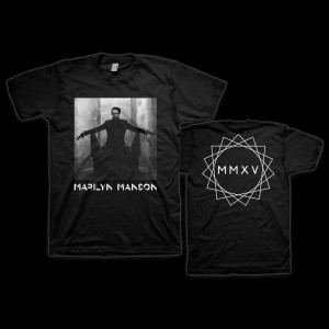 Marilyn Manson 15 Stars T-Shirt