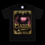 Marilyn Manson Arma-Goddamn-Motherfuckin-Geddon T-Shirt