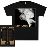 Deftones 2011 Owl Album Cover Tour T-Shirt