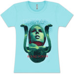 Deftones Cobra Girlie T-Shirt