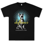 Deftones Screaming Cat T-Shirt