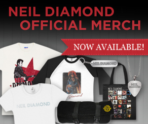 Official Neil Diamond Merch