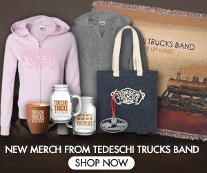 Tedeschi Trucks Band - New Products!
