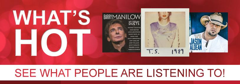 Top Albums!