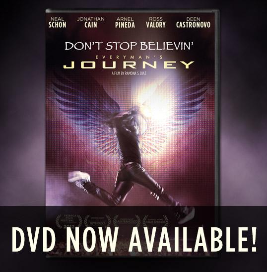 """Don't Stop Believin': Everyman's Journey"" DVD"