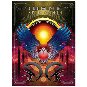 Journey Live in Manila DVD