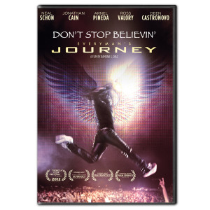 Don't Stop Believin': Everyman's Journey DVD