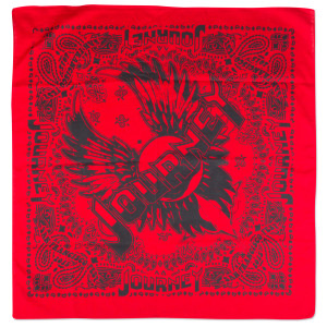 Journey 2015 Tour Red Bandana