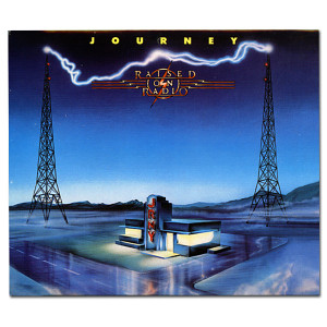 Journey: Raised on Radio - CD