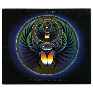 Journey: Captured - CD