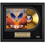 """Journey """"Revelation"""" Autographed Limited Edition Framed Gold Record"""