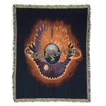 Journey 2014 Tour Throw Blanket