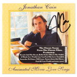 Animated Love Songs - Autographed CD