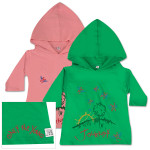 Journey Kid's Scribble Hoodie