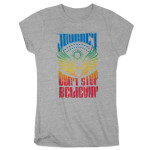 Journey 2015 Tour Ladies Rainbow Scarab T-Shirt
