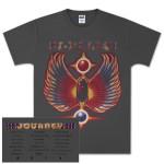 Journey 2013 Tour Vintage Scarab T-Shirt