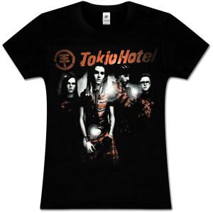 Tokio Hotel Red Light Women's T-Shirt